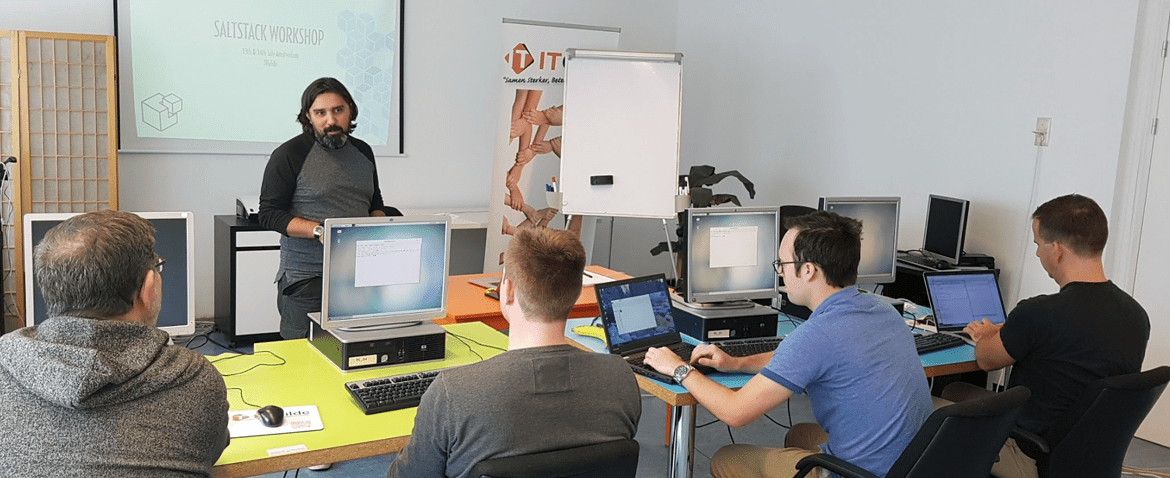 Become an open source trainer