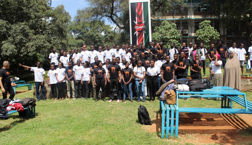 Living Open Source Kenya event