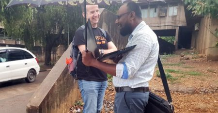 ITGilde initiatief Living Open Source mbt Kennis-projecten in Africa 2019/2020