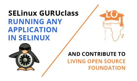 Learn how to run any application in SELinux