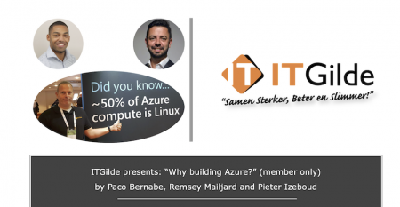 Building Azure knowledge_members only